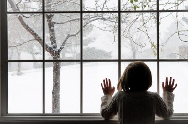 ablakcsere télen