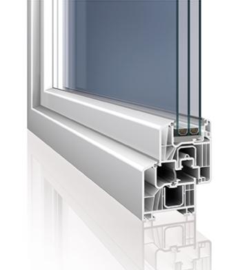 Inoutic Balance műanyag ablak
