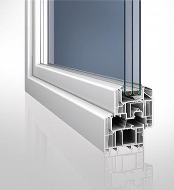Inoutic Evolution műanyag ablak